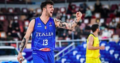 Italia, battuta la Macedonia del Nord: 4^ vittoria