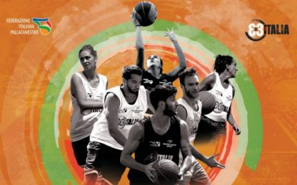 Basket 3x3, al via un nuovo torneo federale