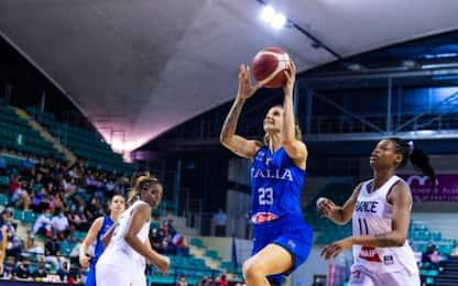 Basket, doppio impegno pre Europei per le Azzurre