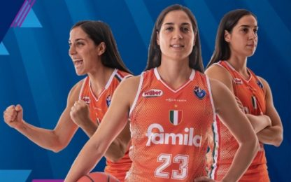 Basket femminile, torna l'Eurolega su Sky Sport