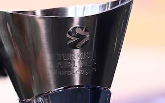 Trophy, Trofeo Anadolu Efes Istanbul - FC Barcelona - Final Euroleague Final4 Turkish Airlines 2021 Colonia 30 May 2021 Foto Mattia Ozbot / Ciamillo-Castoria