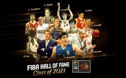 Ettore Messina entra nella Hall of Fame della Fiba