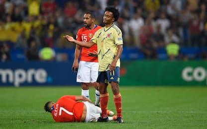 Chi paga i giocatori infortunati in Nazionale?