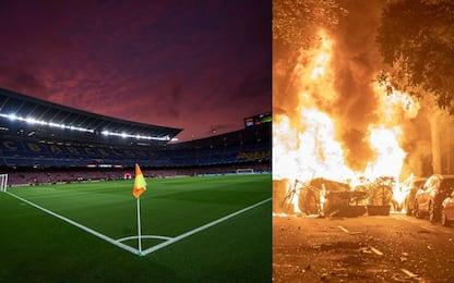 Barcellona-Real, ipotesi rinvio al 18 dicembre