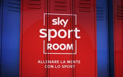 """""""Sky Sport Room"""": allenare la mente con lo sport"""