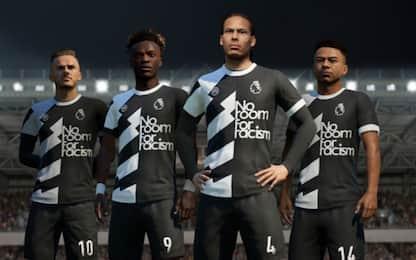 Fifa 20, EA Sports lancia divisa contro razzismo