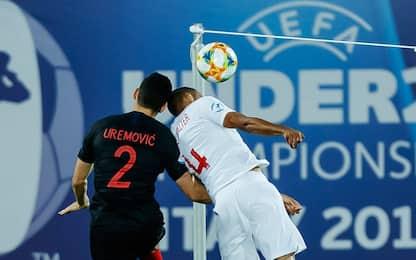 Colpi di testa, calciatori a rischio demenza