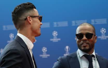 """Evra: """"CR7 mi chiamò prima di firmare con la Juve"""""""