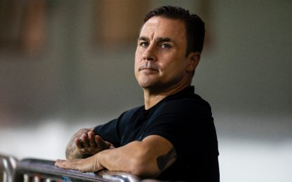 Evergrande sospende Cannavaro, lo manda a studiare