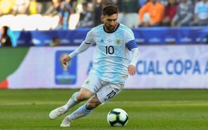 Argentina, i convocati: ritorna Messi dopo 4 mesi