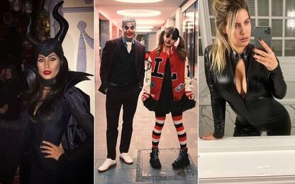 Halloween: i costumi di calciatori e wags! FOTO
