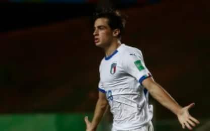 Oristanio trascina l'Italia ai quarti col Brasile