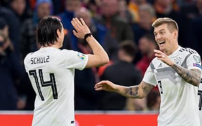 Come giocherebbe oggi la Germania Est: la top 11
