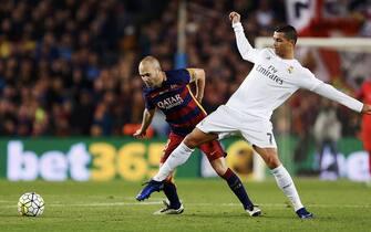 Barcellona vs Real Madrid