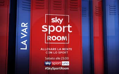Stasera a Sky Sport Room si parla di Var e arbitri
