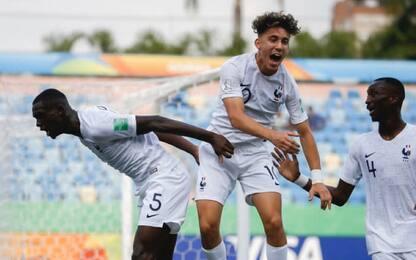 Mondiale Under17, la Francia umilia la Spagna: 6-1