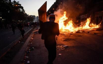 Tensioni in Cile: annullata l'amichevole col Perù