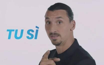 Ibrahimovic, la pubblicità è già virale. VIDEO