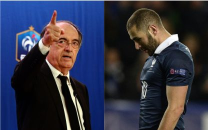 """""""Benzema mai più con la Francia"""". E Karim risponde"""