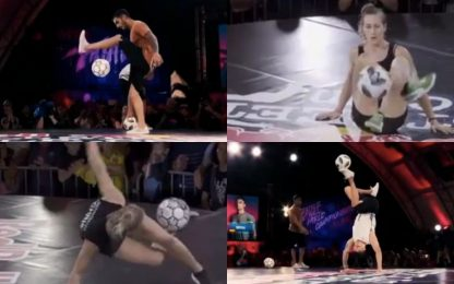 Freestyle show a Miami, i VIDEO delle finali
