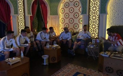 Messi e Dybala, cena con sceicco patron Almeria