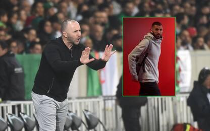 """L'Algeria snobba Benzema: """"Siamo a posto così"""""""