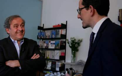 """Platini: """"Cambierò il finale della mia storia"""""""