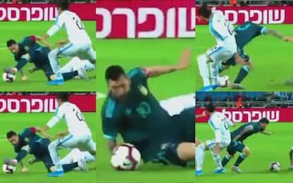 Messi, ma come hai fatto? Giocata irreale. VIDEO