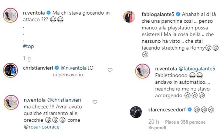 commenti Inter