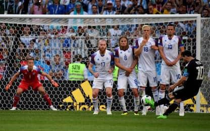 Messi, sulle punizioni regna ... il terrore! FOTO