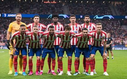 Giocatori Atletico si tagliano lo stipendio: -70%