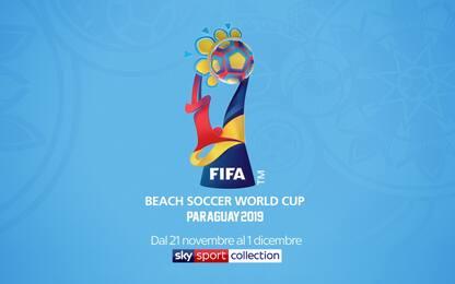 Mondiali Beach Soccer, il calendario delle partite