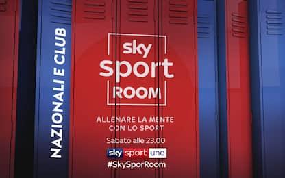 Sky Sport Room, il difficile legame Nazionali-club