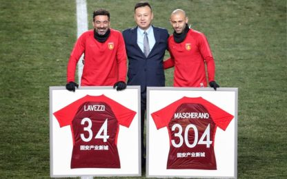 """Lavezzi dà addio al calcio: """"È il momento giusto"""""""