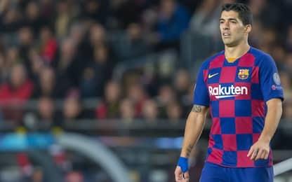"""Suarez 'chiama' Lautaro: """"Attaccante incredibile"""""""
