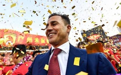 "Cannavaro: ""In Cina ho vinto, ora sogno l'Italia"""