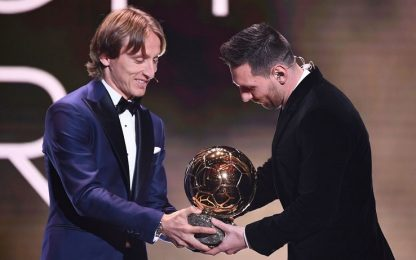 """Anche Modric punge CR7: """"Esserci segno rispetto"""""""