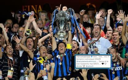"""Materazzi attacca Ibra: """"Champions per merito tuo"""""""