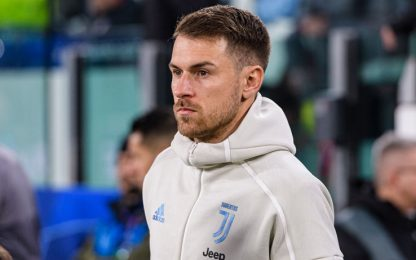 Ramsey salta la Lazio: sovraccarico ai flessori
