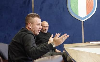 Cassano supera l'esame: diventa direttore sportivo