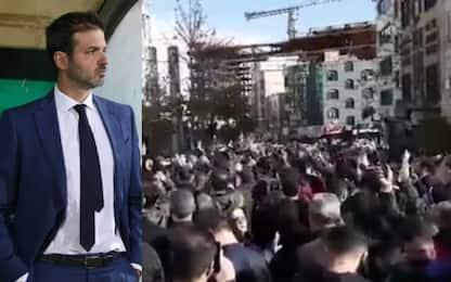 Iran, proteste di piazza per Stramaccioni: VIDEO