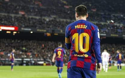 Anche il Cies incorona Messi: la top 20 del 2019