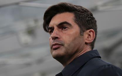 """Roma-Spal, Fonseca: """"Voglio atteggiamento diverso"""""""