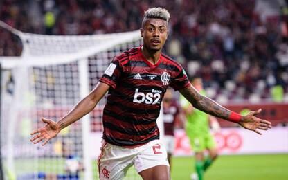 Flamengo esulta: è in finale al Mondiale per club