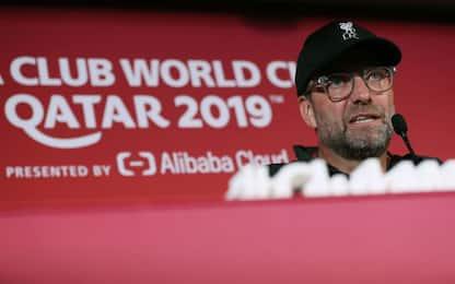 """Mondiale per club, Klopp: """"Finale alla pari"""""""