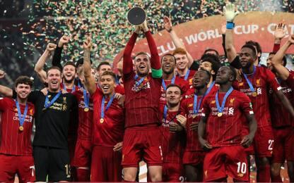 Liverpool campione mondiale: 1^ volta nella storia