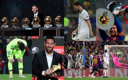 Il 2019 di Messi: Pallone d'Oro, magie e due flop