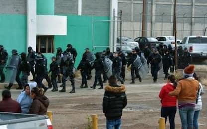 Messico, partita tra carcerati finisce in tragedia