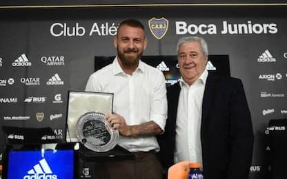 """De Rossi: """"Lascio il calcio, futuro da allenatore"""""""