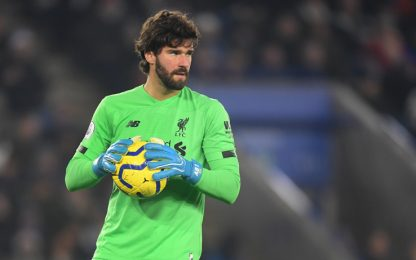Alisson out: salta il ritorno Liverpool-Atletico
